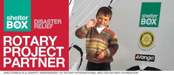 ShelterBox and Rotary International sign project partnership   (3/3)