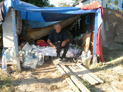 Flood survivors who have lost their homes will receive ShelterBox aid