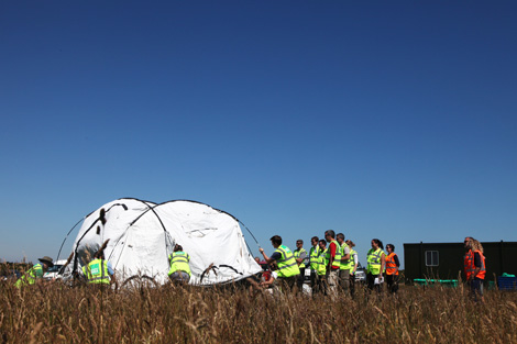 Candidates from Italy, Sweden, the Netherlands, Egypt, Brazil, Canada, USA and UK have been undertaking the ShelterBox Response Team (SRT) training course this week in Cornwall, southwest England.