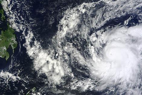 Satellite Photograph by NASA - NASA's Earth Observatory