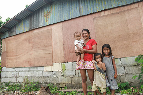 Bantayan Islands, Philippines. July 2014. (John Jones/ShelterBox)