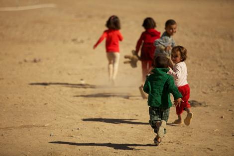 IRAQI KURDISTAN. SEPTEMBER 2013. ShelterBox has previously assisted families in Iraqi Kurdistan. (Simon Clarke/ShelterBox)