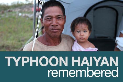 Typhoon Haiyan Remembered