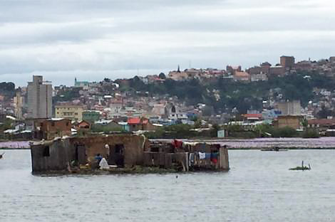 Image of Flooding in the Madagascan capital of Antananarivo