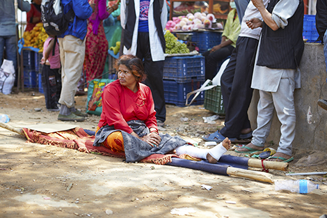 Video: Keeping crucial medical care going in Nepal