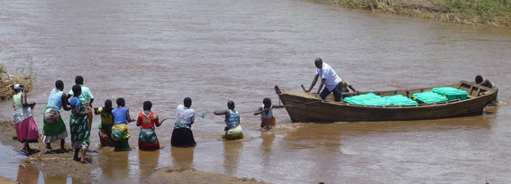 ShelterBox responding to flooding in Malawi, part of a growing climatic pattern across Africa.