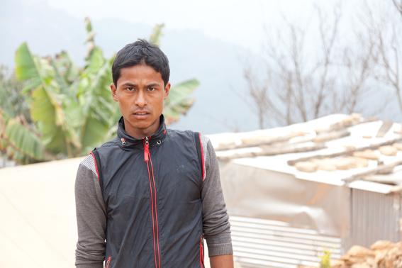 Rajesh Sapkota, Pipaldanda, Sindupalchowk, Nepal