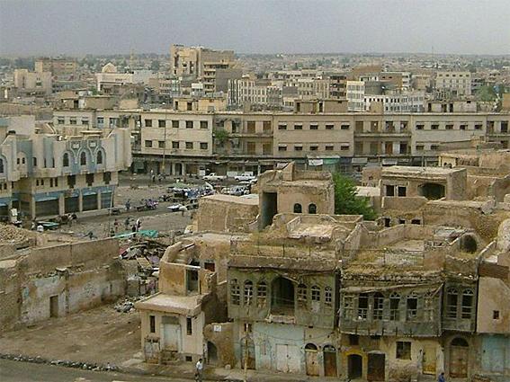 image of Mosul city