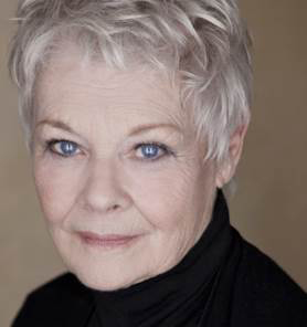 Portrait of Dame Judi Dench